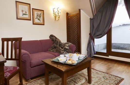 Resort carousel hotel gran baita suite rs