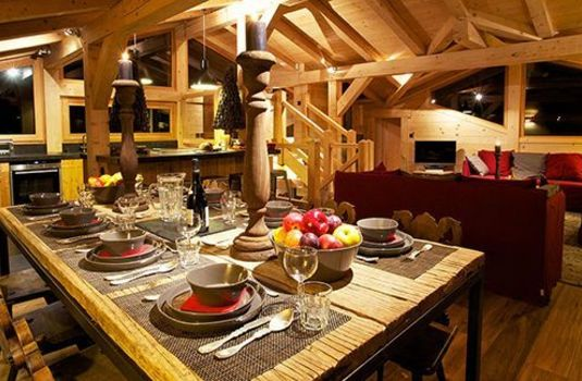 Resort carousel chalet rives d argentiere hamlet tablers