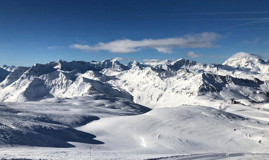 Val d'Isere 2018