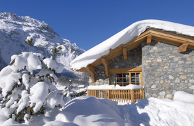Chalet Klosters, Val D'Isere