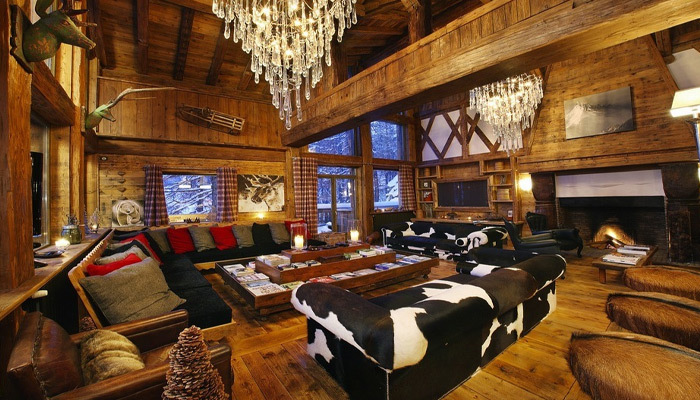 Europe chalet