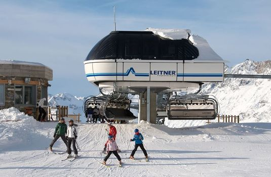 Cervinia Ski Resort