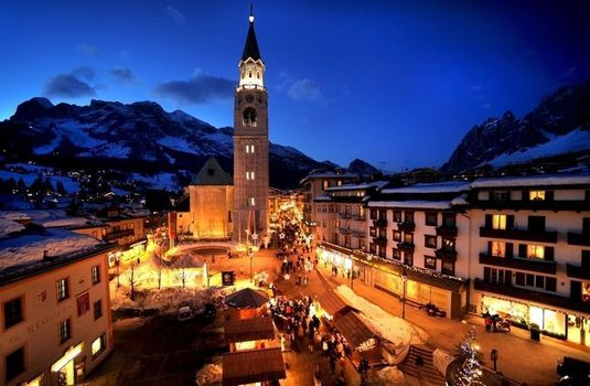 Cortina Resort Images