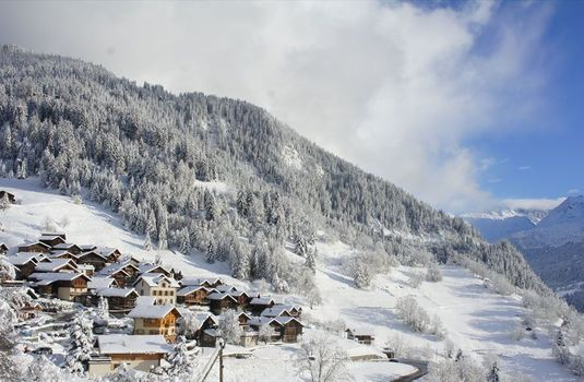 Verbier Ski Resort