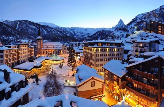 Zermatt Ski Resort