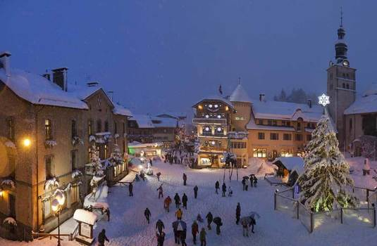 Megeve-Resort