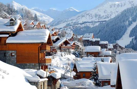 Meribel-Resort