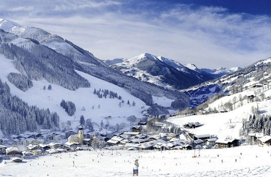 Saalbach-Hinterglemm-Resort-Images