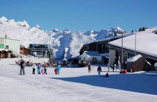 Samoens-Resort