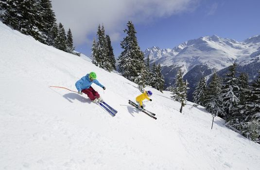 St-Anton-Ski Resort