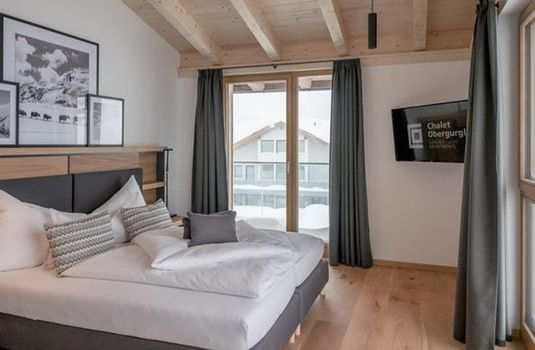 Resort carousel chalet obergurgl bedroom