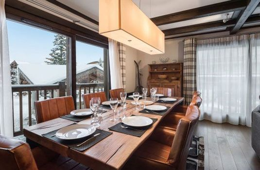 Residence 4807 Courchevel