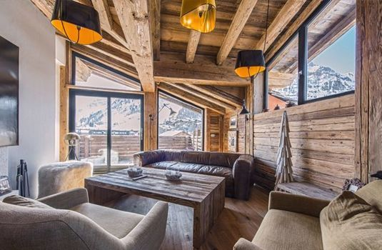 Resort carousel savoie 53 lounge with view