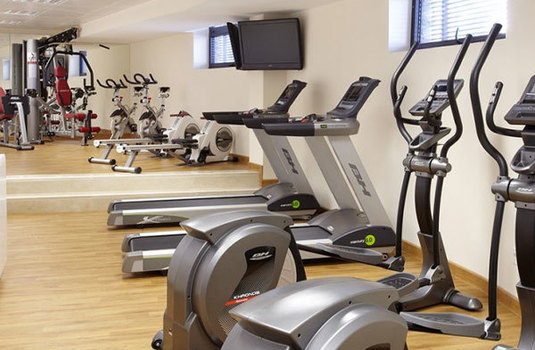 Resort carousel hotel melia gym