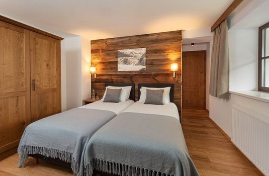 Resort carousel chalet silvretta bedrooms