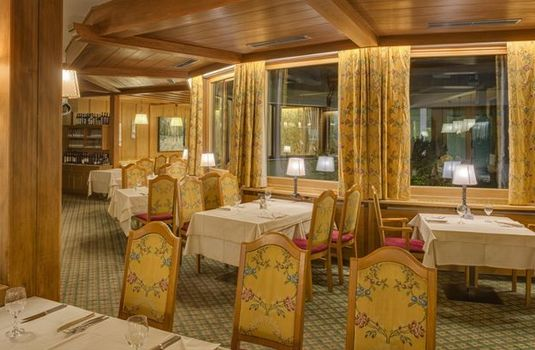 Resort carousel hotel antares dining room