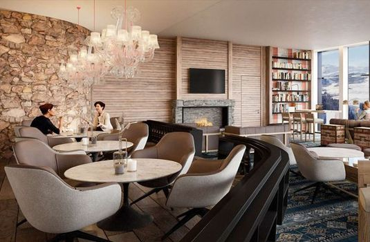 Resort carousel club med la rosiere lounge