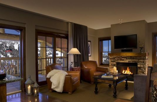 Resort carousel teton suite