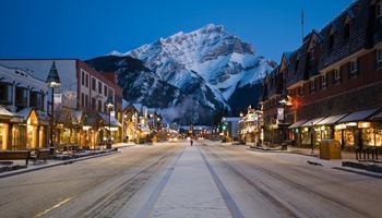 Banff ski holiday info