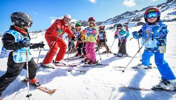 Les Arcs ski holiday info