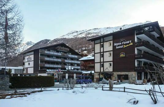 alpen resort-