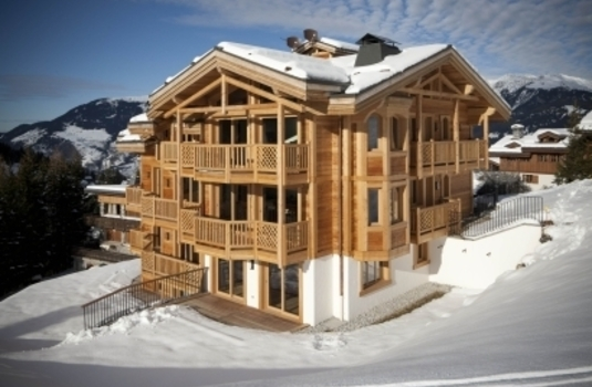 Chalet Le Bouquetin, Courchevel - Le Ski