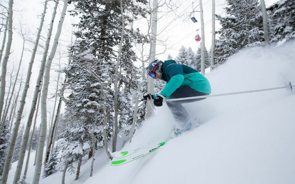 Ski areas in the USA