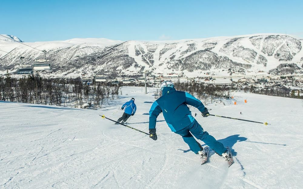 Best places to go skiing in January