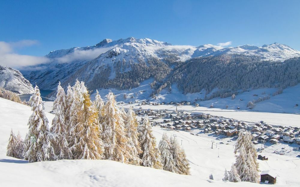 Best places to skiing in January
