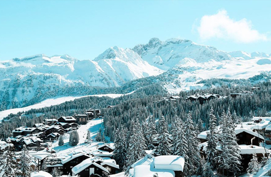 First Class French Alps