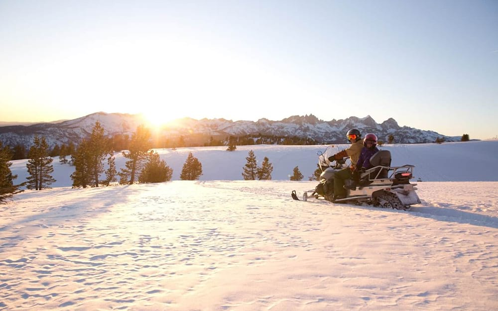 Best places to skiing in February
