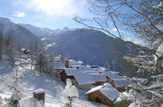 Peisey-Vallandry, France