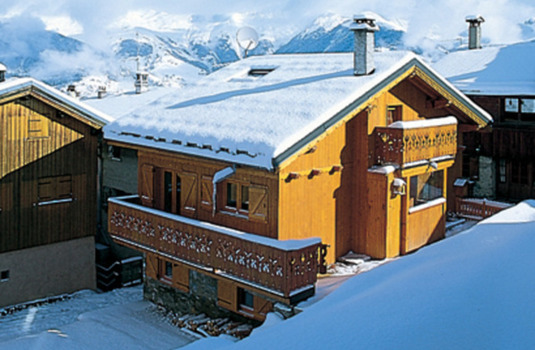 Chalet Maurilisa, Courchevel