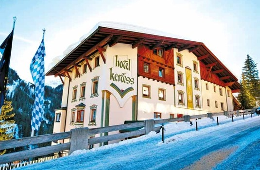 Hotel Kertess, St Anton