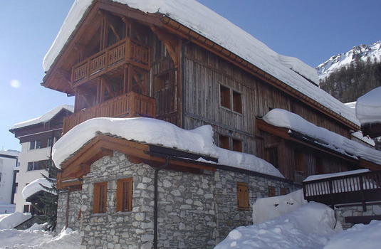The Hokkaido Chalet, Val d'Isere