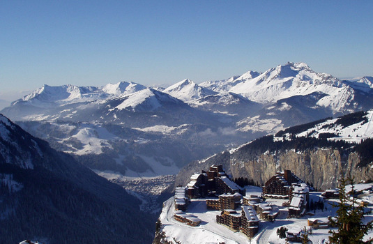 Avoriaz - Mountain