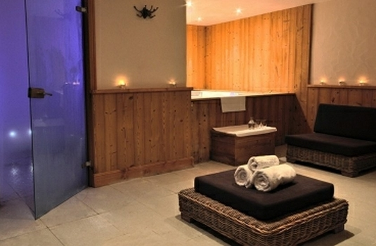 Chalet L'Orchidee Spa