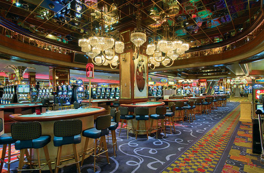 Resort carousel casino
