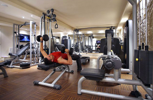 Resort carousel hotel le lana gym