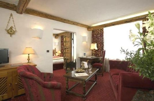 Hotel Bellecote, Courchevel