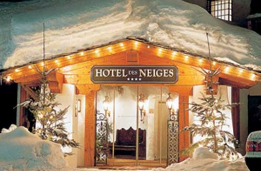Hotel Des Neiges, Courchevel